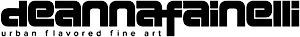 Deanna Fainelli Urban Flavored Fine Art's Company logo