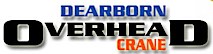 Dearborn Crane's Company logo