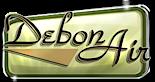Debon Air's Company logo