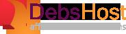 Debshost's Company logo