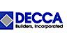Greg Lynn Construction's Competitor - Decca Builders logo