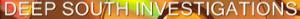 Deep South Investigations's Company logo
