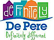 Definitely De Pere's Company logo