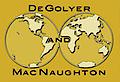 DeGolyer and MacNaughton's Company logo