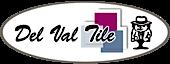 Del-val Tile's Company logo