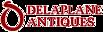 Diesel & Juice Illustrations's Competitor - Delaplane Antiques logo