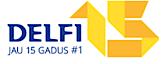 Delfi, LV's Company logo