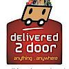 Delivered 2 Door's Company logo