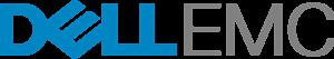 Dell EMC's Company logo