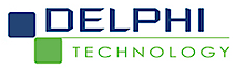 Delphi Technology's Company logo