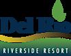 Delrio Riverside Resort's Company logo