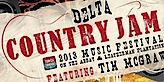 Delta Country Jam's Company logo