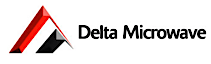 Delta Microwave's Company logo