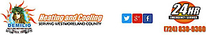 Demilio Heating & Cooling's Company logo