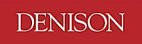 Denison University's Company logo