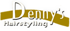 Denny's Hairstyling's Company logo