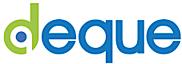 Deque's Company logo