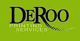 DeRoo Printing's Company logo