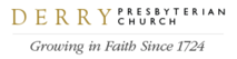 Derry Presbyterian Church's Company logo
