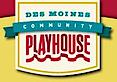 Des Moines Playhouse's Company logo