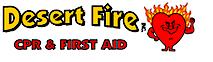 Desert Fire CPR's Company logo