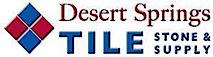 Desert Springs Tile's Company logo