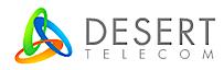 Desert Telecom's Company logo