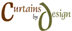 Curtains By Design's Company logo