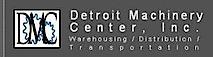 Detroit Machinery Center's Company logo