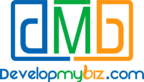 Develop My Biz's Company logo