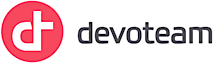 Devoteam's Company logo