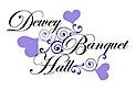 Dewey Banquet Hall's Company logo