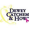 Dewey Catchem And How's Company logo
