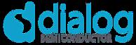 Dialog Semiconductor's Company logo