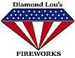 Diamond Lou's Firework's's Company logo