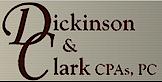 Dickinson & Clarks's Company logo