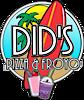 Dids Pizza And Froyo Hawaiian Shack's Company logo