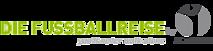 Die-Fussballreise, DE's Company logo