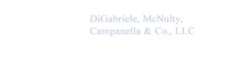 Digabriele, Mcnulty, Campanella's Company logo