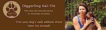 Diggerdog Nail File's Company logo
