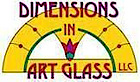 Dimensions in Art Glass's Company logo