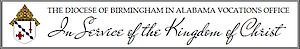 Diocese Of Birmingham In Alabama Vocations Office's Company logo