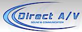 Direct A/V's Company logo