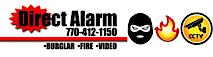 Direct Alarm's Company logo