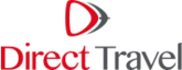 Direct Travel's Company logo