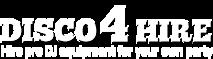Disco4hire's Company logo