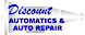 H P Transmission Center's Competitor - Discount Automatics logo