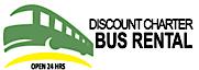 Discount Charter Bus Rental's Company logo