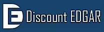 Discount EDGAR's Company logo