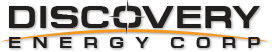 Discovery Energy's Company logo